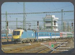 Hungary, Siemens Locomotive, 2016. - Calendars