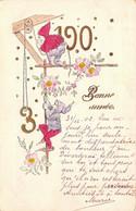 1903 Bonne Année - Lutins Gnomes - Nouvel An