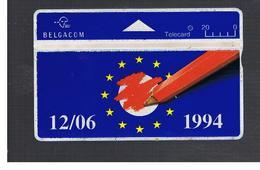 BELGIO (BELGIUM) -  1994 EUROPEAN ELECTIONS       - USED - RIF. 10827 - Belgium