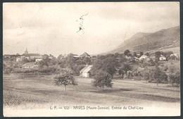 74  NAVES ( HAUTE- SAVOIE ) ENTREE DU CHEF- LIEU.... OBLITERATION...C2618 - France