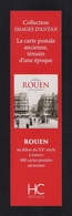 Marque Page.  ROUEN.   HC Editions. - Marque-Pages
