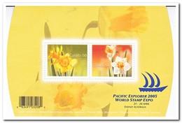 Canada 2005, Postfris MNH, Flowers - 1952-.... Reinado De Elizabeth II