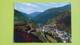 Cartolina SANT JULIA DE LORIA - ANDORRA - Viaggiata - Postcard - Vista Generale - Andorre