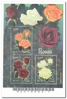 Brazilië 2007, Postfris MNH, Flowers, Roses - Ongebruikt