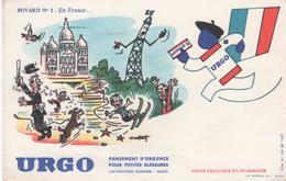Buvard Pansement URGO N° 1 En France - Chemist's