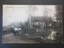 14 - Ver Sur Mer - CPA - Un Coin Du Vieux Moulin - 1923 - - Andere Gemeenten