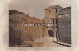 CARTE PHOTO  ALLEMANDE  MONTMEDY 1917  CITADELLE 1 - Montmedy