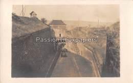 CARTE PHOTO  ALLEMANDE  MONTMEDY 1917  CITADELLE 2 - Montmedy