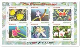 Bangladesh 2004, Postfris MNH, Flowers - Bangladesh