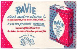 Buvard Ravie, Produit Nouveau Pour Laver La Soie, La Laine .... - Wash & Clean