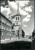 CP   Welkenraedt  --  Rue De L'Eglise Et Centre Médical  --  1962  --  Grand Format - Welkenraedt