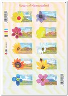 Zuid Afrika 2009, Postfris MNH, Flowers Of Namaqualand - Zuid-Afrika (1961-...)