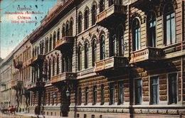 Ukraine -  Odessa  - Hotel De Londres - 1913 - SC72-3 -  R/v - Ukraine