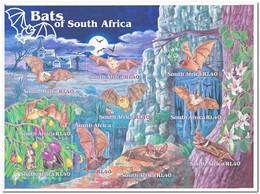 Zuid Afrika 2001, Postfris MNH, Bats - Ongebruikt
