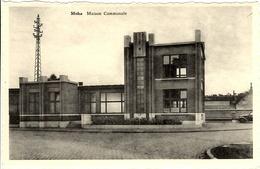 Moha  (Wanze). Maison Communale - Wanze