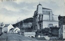 Moha  (Wanze). Rue Werihet. SBP - Wanze