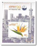 Zuid Afrika 1999, Postfris MNH, Flowers, Jopex 99 - Zuid-Afrika (1961-...)