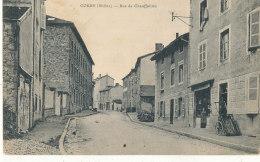 69 // COURS    Rue De Chauffailles - Cours-la-Ville