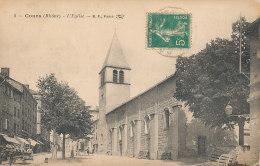 69 // COURS   L'église   BF 8 - Cours-la-Ville