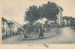 69 // COURS  Place Saint Antoine - Cours-la-Ville