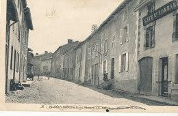 42 // SAINT JEAN SOLEMIEUX  Route De Montbrison / Café Lombard - Saint Jean Soleymieux