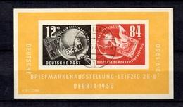 Allemagne/RDA Bloc-feuillet YT N° 1 Oblitéré. B/TB. A Saisir! - [6] République Démocratique