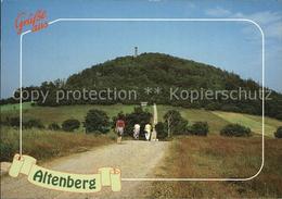 72407241 Altenberg Erzgebirge Blick Zum Geisingberg Geising - Geising