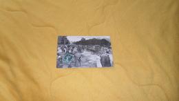 CARTE POSTALE ANCIENNE CIRCULEE DATE ?. / 116. PARIS.- L'AVENUE DU BOIS DE BOULOGNE. / CACHETS + TIMBRE - Autres