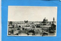 IRAC-View Of Bagdad--a Voyagé En1934-édition Eldorado Photo - Iraq