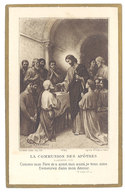 Image Pieuse La Communion Des Apôtres, Albi 1917 - Images Religieuses
