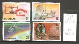 Bahamas, Année 1976, Communications - Bahamas (1973-...)