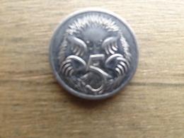 Australie  5  Cents  1996  Km 80 - Monnaie Décimale (1966-...)