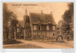 SINT - NIKLAAS ..--  Château De Walbourg . 1919 Vers SCLESSIN ( Melle C. GRIMEE ) .   Voir Verso . - Sint-Niklaas