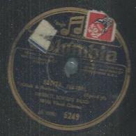 "78 Tours - DEBROY SOMERS BAND  - COLUMBIA 5249  "" SARITA "" + "" CASABLANCA "" - 78 T - Disques Pour Gramophone"