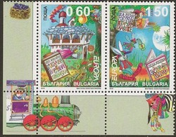 Bulgaria 2010  - Europa Cept - Set  MNH** - 2010