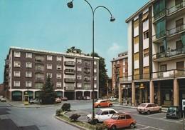 CARTOLINA - POSTCARD - MILANO - TREZZO - PIAZZA LIBERTA' - Milano