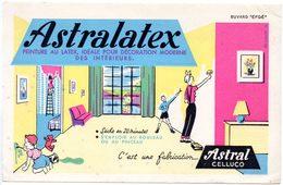 Buvard Astral, Astralatex, Peinture Au Latex - Paints