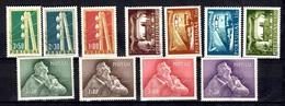 Portugal YT N° 826/828, N° 831/834 Et N° 837/840 Neufs *. B/TB. A Saisir! - 1910-... Republic