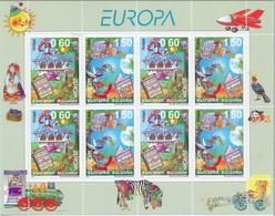 Bulgaria 2010  - Europa Cept - Sheet MNH** - 2010