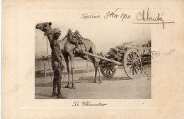 DJIBOUTI  - Le Chamelier - Attelage Chameau   (104687) - Djibouti