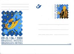 BELGIUM BELGIE BELGIQUE Postcard Belgica 2001    #22225 - Cartes Postales [1951-..]