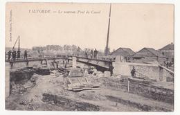 Vilvoorde: Le Nouveau Pont Du Canal. - Vilvoorde