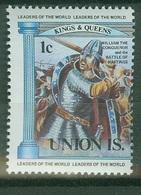 Amérique - St Vincent & Grenadines - Union Island Liquidation  Rois Et Reines Guillaume Le Conquerant - St.Vincent & Grenadines
