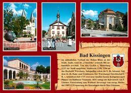 73211600 Bad_Kissingen Altes Rathaus Theater Arkadenbau Bad_Kissingen - Bad Kissingen