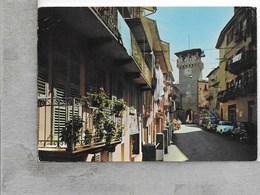 CARTOLINA VG ITALIA - LANZO TORINESE (TO) - Antica Torre - 10 X 15 - ANN. 1974 - Italia