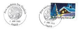 France (2003) - Paris : Nos Ancêtres Les Gaulois / Our Ancestors The Gauls. Pièce De Monnaie / Coin. - Monnaies