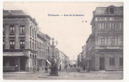 Tienen: Rue De La Station. - Tienen