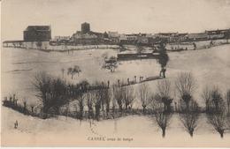 Cassel Sous La Neige - Cassel