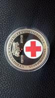 5 Hryvna 100 Years Of Foundation Of The Red Cross Society Of Ukraine UNC 2018 - Ukraine