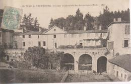 Chateau De Neufbourg, Demeure Seigneuriale Des Descendants D'urfé (1287) - France